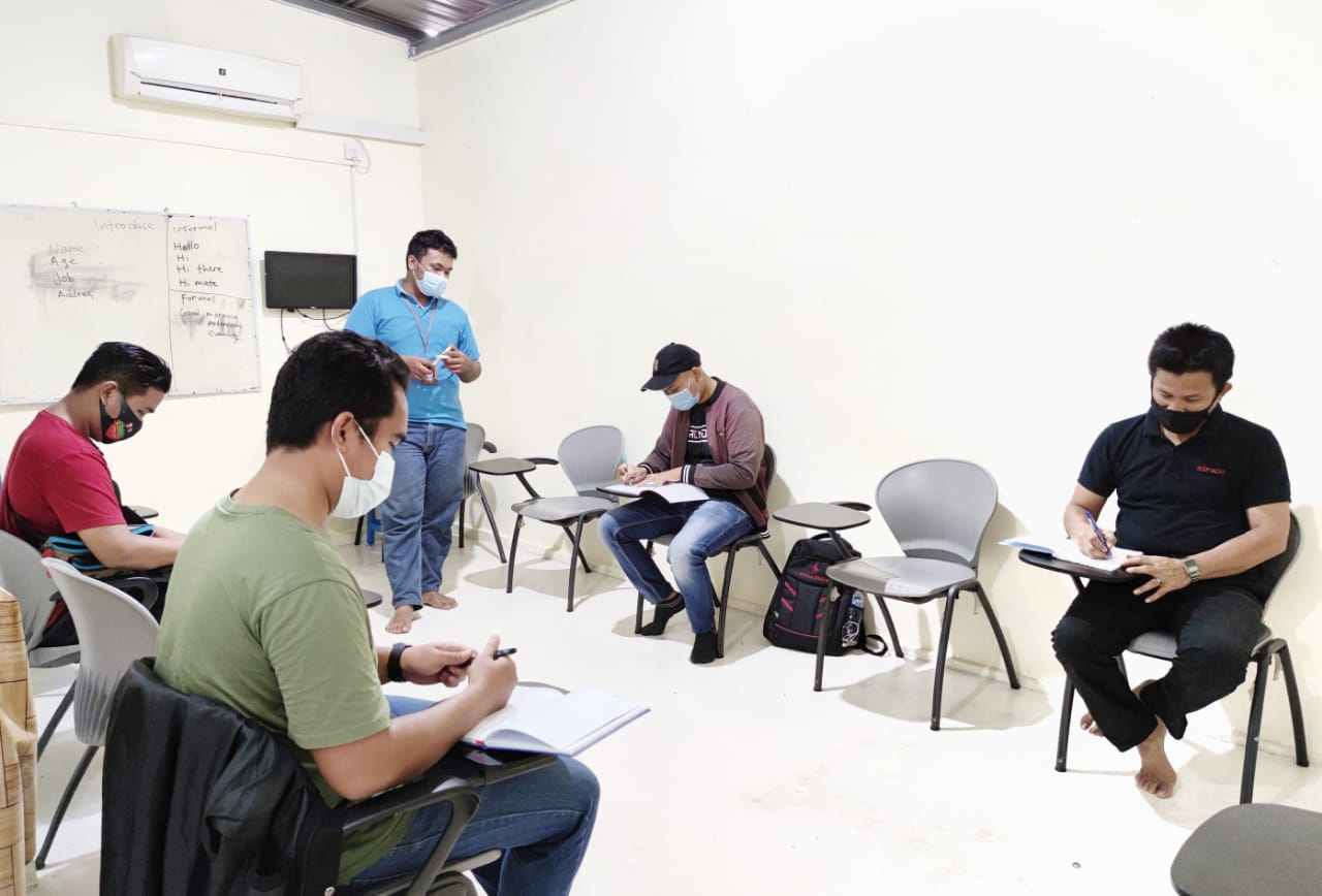 Tempat kursus bahasa inggris di batam, Kursus bahasa inggris terdekat, tempat les bahasa inggris terdekat